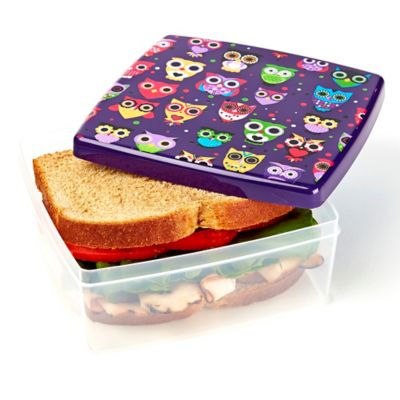 Fit & Fresh® Hoot Lunch Pod In Purple by Bed Bath And Beyond