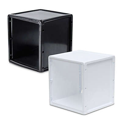 b+in® Plastic Storage Cube