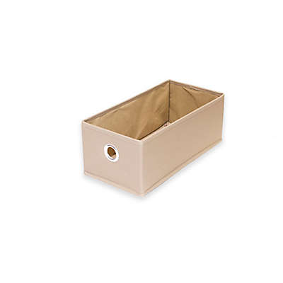 [closetMAX]® SYSTEM™ by Neatfreak! Small Drawer in Taupe