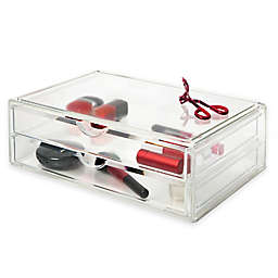 Cosmetique Large 2-Drawer Stacker