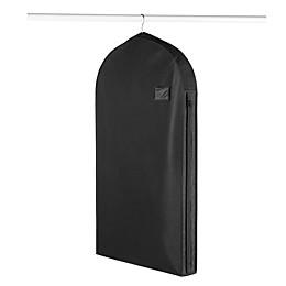 Whitmor Deluxe Suit Bag in Black