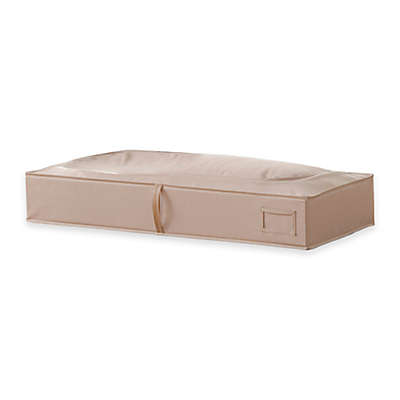 [closetMAX]® SYSTEM™ by Neatfreak! Underbed Storage Bag in Taupe