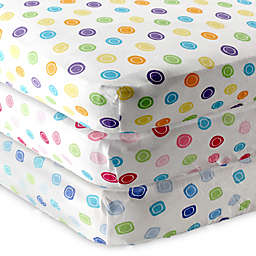 BabyVision® Luvable Friends® Fitted Pack 'n Play Sheet