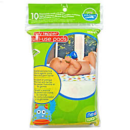 Neat Solutions® Tidy Topper® 10-Pack Disposable Multi-Use Pads in Multicolor