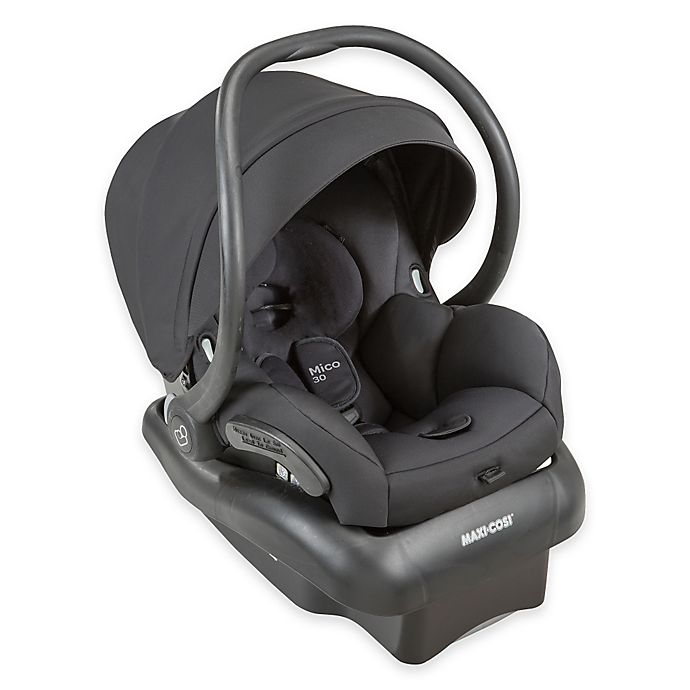 Alternate image 1 for Maxi-Cosi® Mico 30 Infant Car Seat in Devoted Black