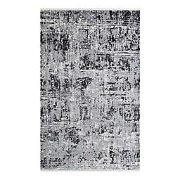 Couristan® Marblehead Breccia 5'3x7'6 Area Rug in Charcoal