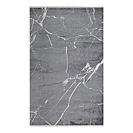 Couristan® Marblehead Calcutta Area Rugs in Dark Grey