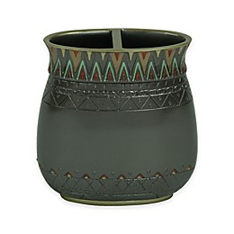 Bacova Sierra Zig Zag Toothbrush Holder