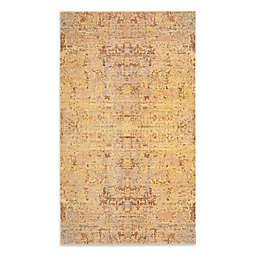 Safavieh Mystique 3-Foot x 5-Foot Area Rug in Gold/Multi