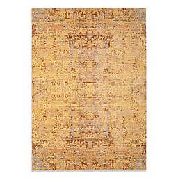 Safavieh Mystique 5-Foot x 8-Foot Area Rug in Gold/Multi