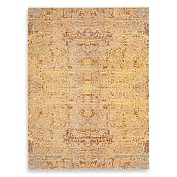 Safavieh Mystique 8-Foot x 10-Foot Area Rug in Gold/Multi