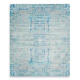 Safavieh Mystique 9-Foot x 12-Foot Area Rug in Light Blue/Multi