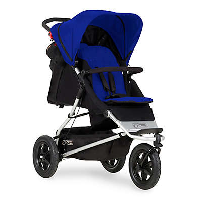 Mountain Buggy® +one™ Inline Double Stroller in Marine