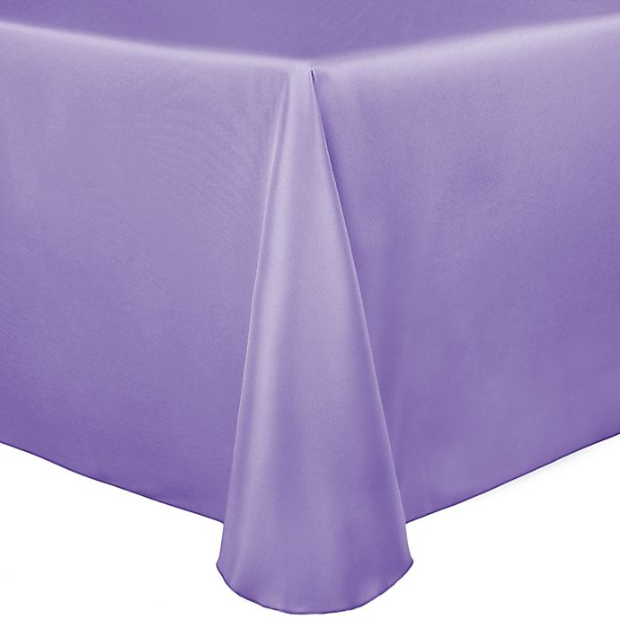 Alternate image 1 for Duchess 60-Inch x 120-Inch Tablecloth in Violet