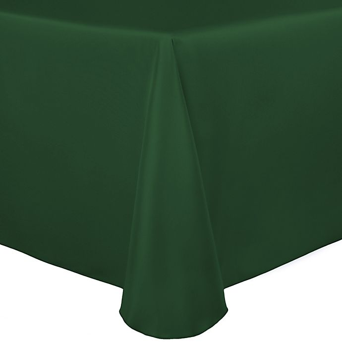 Alternate image 1 for Duchess 90-Inch x 156-Inch Tablecloth in Hunter