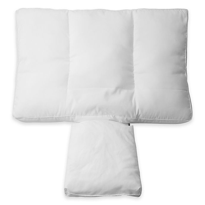 Alternate image 1 for Austin Horn Classics Adjustable Sleeping Pillow with Neck Support