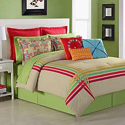 Fiesta® Salaya Reversible Comforter Set