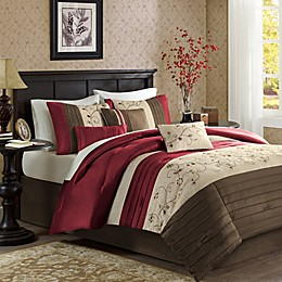 Madison Park Serene 6-Piece Duvet Cover Set