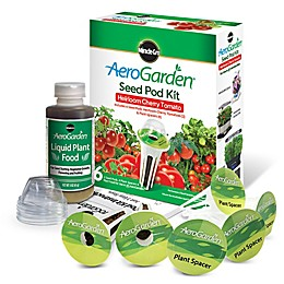 Miracle-Gro® AeroGarden™ Red Heirloom Cherry Tomato Seeds 6-Pod Kit