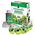 Miracle-Gro® AeroGarden™ Heirloom Lettuce Seeds 6-Pod Kit