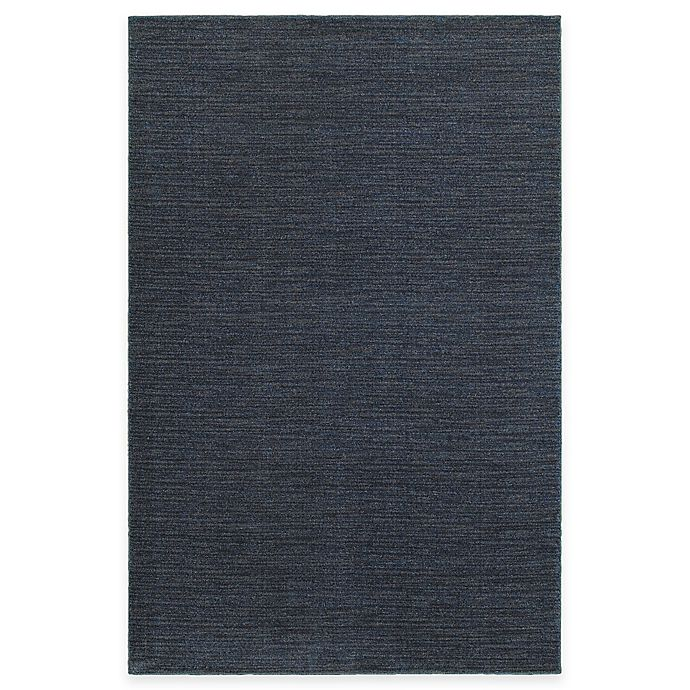 Alternate image 1 for Oriental Weavers Richmond Heathered 1-Foot 10-Inch x 3-Foot Accent Rug in Navy