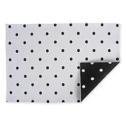 Polka Dot Reversible Placemats (Set of 4)