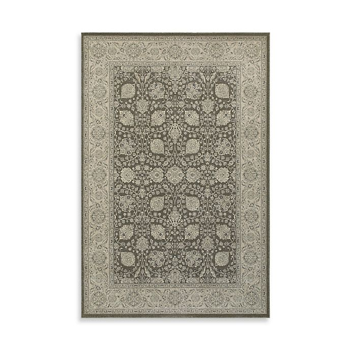 Alternate image 1 for Oriental Weavers Richmond Traditional Medallion 1-Foot 10-Inch x 3-Foot Accent Rug in Brown