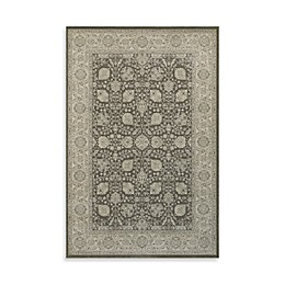 Oriental Weavers Richmond Traditional Medallion Area Rug in Brown