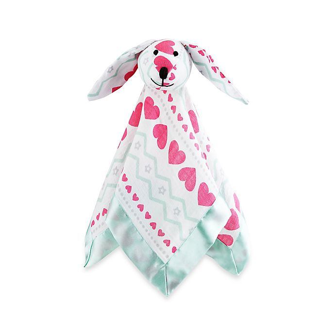 Aden 174 By Aden Anais 174 Light Hearted Muslin Lovey In Pink