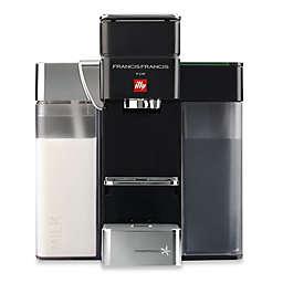 illy® Francis Francis Y5 Milk iper Espresso Machine