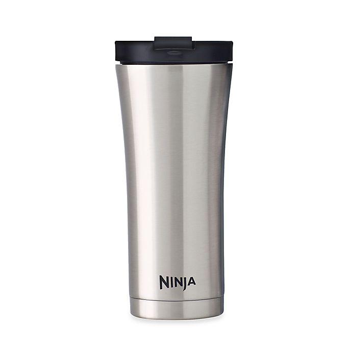 Alternate image 1 for Ninja® Stainless Steel 16-oz. Travel Mug