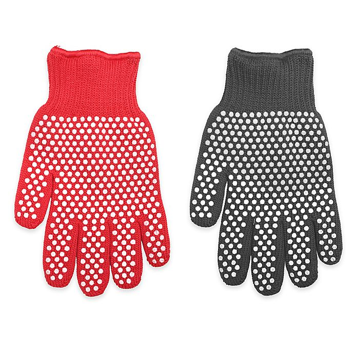Alternate image 1 for Super Glove™ with Silicone Dots