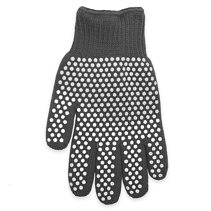 Alternate image 1 for Super Glove™ with Silicone Dots in Charcoal