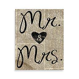 """Mr. & Mrs."