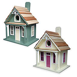 Home Bazaar Santa Cruz Cottage Birdhouses