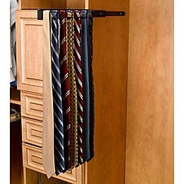 Rev-A-Shelf® 25-Hook Side-Mount Tie Rack