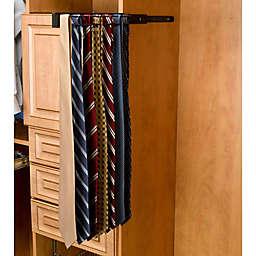 Rev-A-Shelf® 25-Hook Side-Mount Tie Rack
