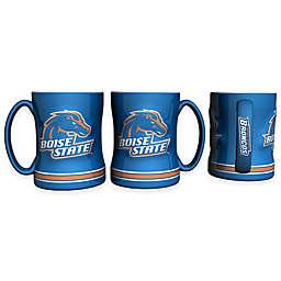 Boise State University Relief Mug