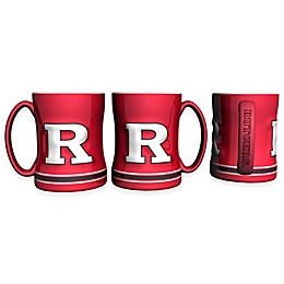 Rutgers University Relief Mug