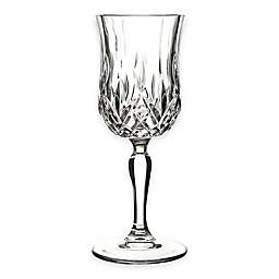 Lorren Home Trends Opera Wine Glasses (Set of 6)