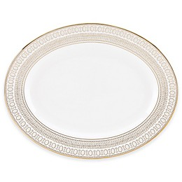Marchesa by Lenox® Gilded Pearl Oval Platter