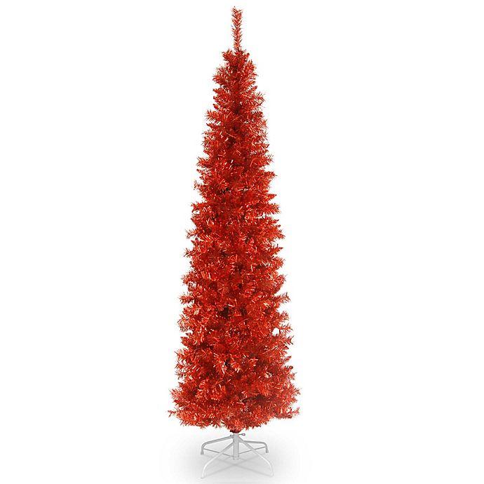 Alternate image 1 for National Tree Company® Tinsel Christmas Tree