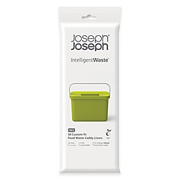 Joseph Joseph® 50-Pack IntelligentWaste® 4-Liter Compostable Bags