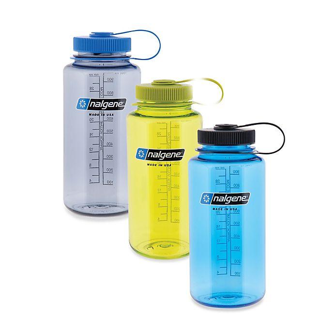 ffbee6041 Nalgene® 32 oz. Wide Mouth Water Bottle | Bed Bath & Beyond