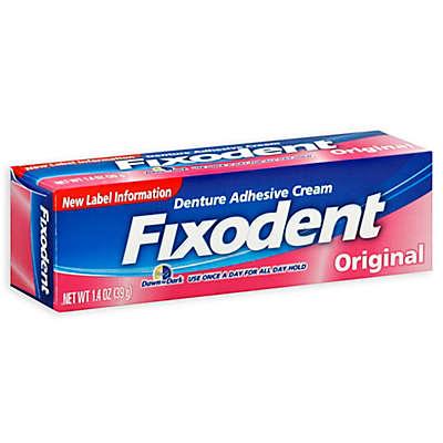 Fixodent 1.4 oz. Original Denture Adhesive Cream