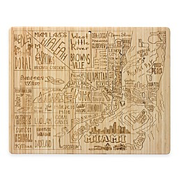 Totally Bamboo Miami Cutting/Serving Board