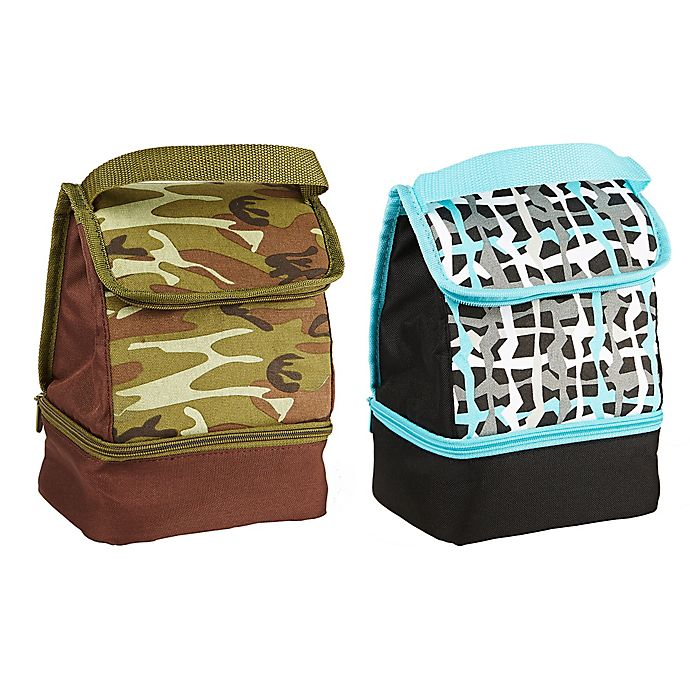 Fit Fresh Austin Insulated Lunch Bag Bed Bath Beyond
