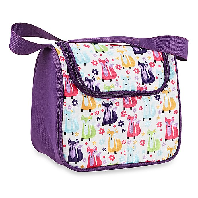 Alternate image 1 for Fit & Fresh® Morgan Insulated Lunch Bag