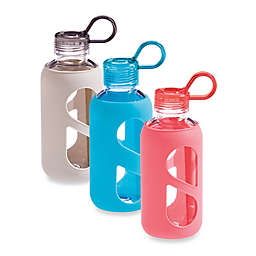 Cypress Home Tritan 16 oz. Water Bottle with Silicone Sleeve