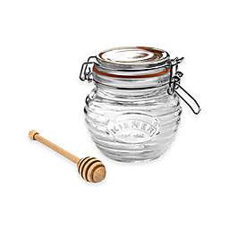 Kilner® Honey Pot with Wooden Dipper